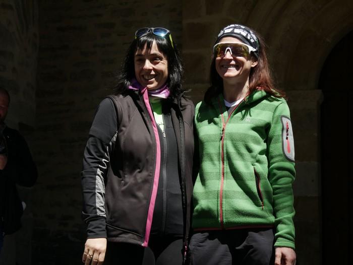 Zuriñe Frutosek eta Iñaki Isasik irabazi dute Aiarako Mendi Duatloia - 87