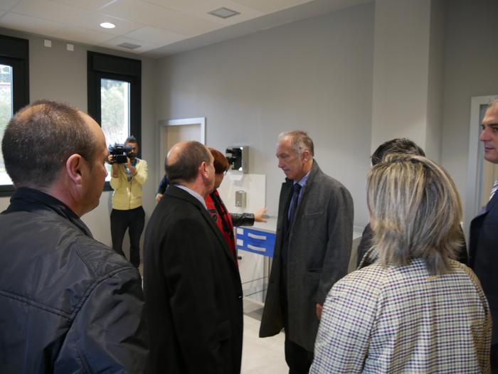 Gaur inauguratu dute Orozkoko anbulatorio berria - 24