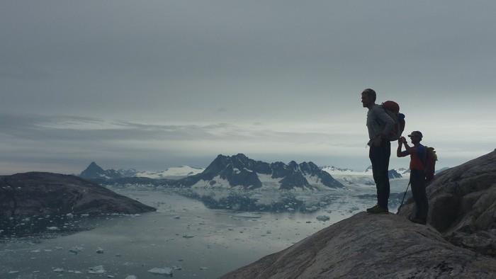 [UDARIKLIK] Groenlandian eskalatzeko icebergak ekidin behar izan ditu Zigor Egiak - 2
