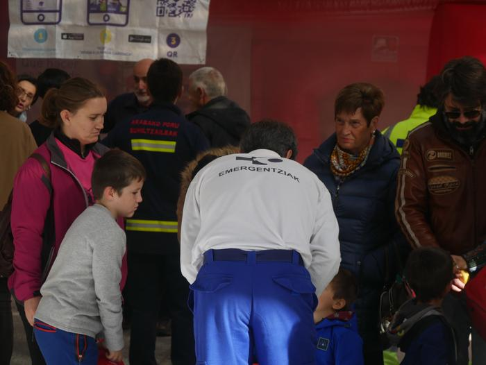 Suhiltzaileen eta Babes Zibilaren lana gertutik ezagutzeko parada egon da Prebentzioaren Astean - 42