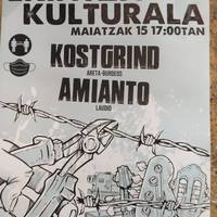 Costgrind eta Amianto
