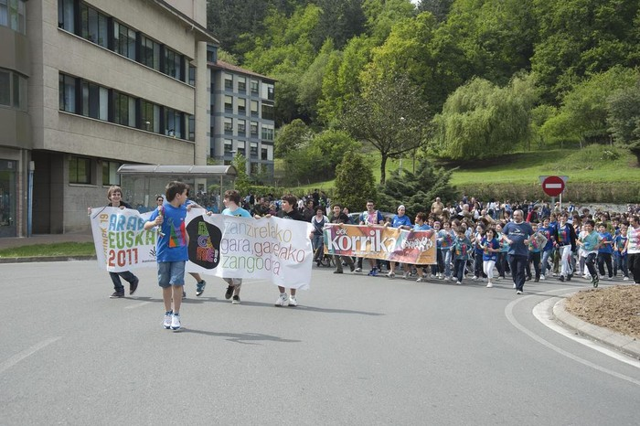 Korrika txikia Laudion 2011  - 76
