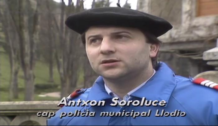 Anton Soroluceren omenaldia