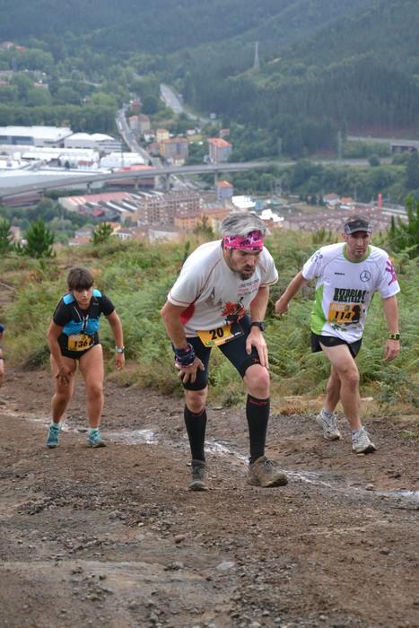 Iñaki Isasi eta Maider Urtaran izan ziren irabazleak Areta Trail probaren III. edizioan - 112