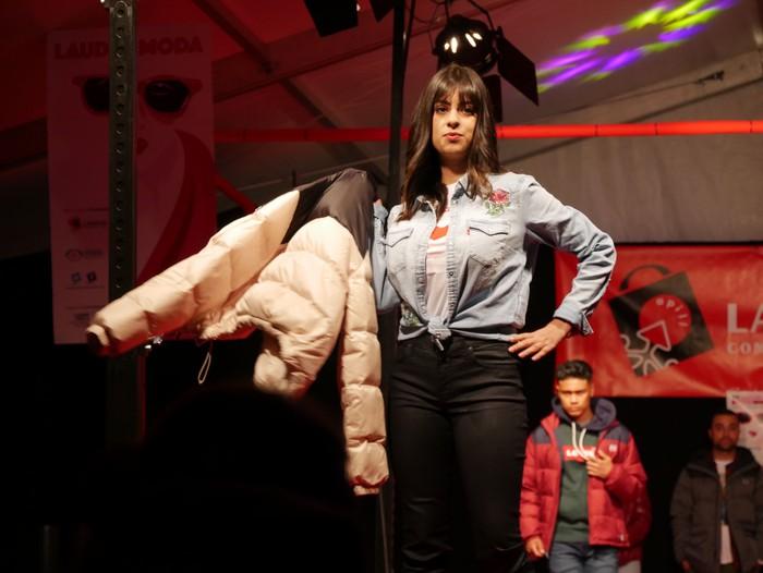 """Herritarrak """"modelo afizionatu"""", Laudio moda desfilean - 49"""