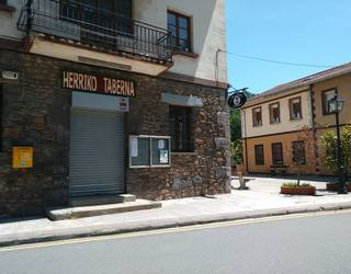 Herriko taberna txoko moduan alokatzeko aukera emango dute