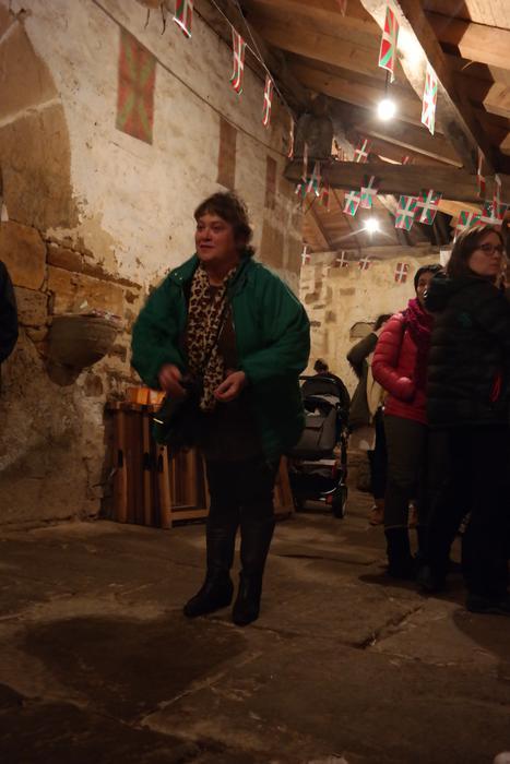 Antzinako ohitura jarraiki ospatu zuten San Anton jaia Baranbion - 16