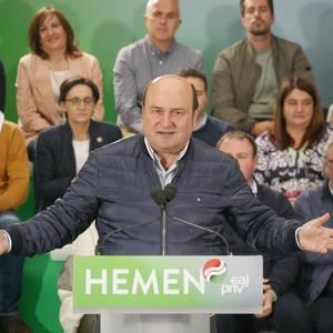 """EAJ: """"Laudiok esnatu behar du, eta horretarako EAJ da bidea"""""""