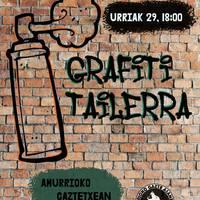 Graffiti tailerra