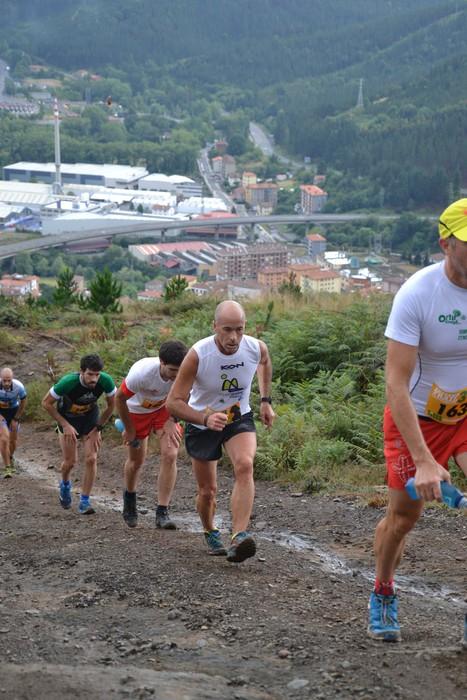 Iñaki Isasi eta Maider Urtaran izan ziren irabazleak Areta Trail probaren III. edizioan - 44