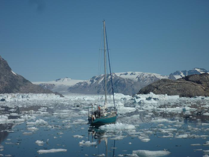 [UDARIKLIK] Groenlandian eskalatzeko icebergak ekidin behar izan ditu Zigor Egiak - 35