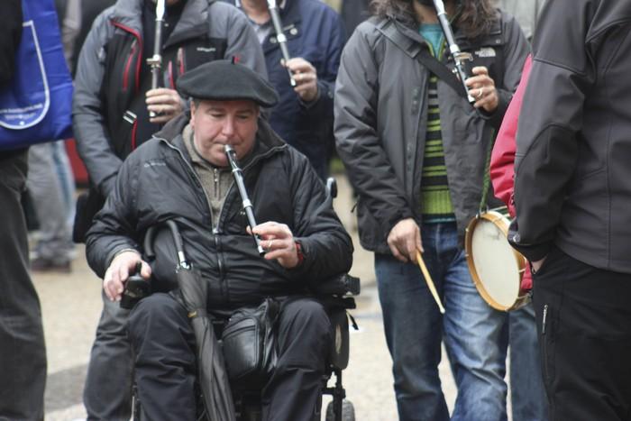 Ehunka ekoizlek eta bisitarik egin dute bat San Anton azokan - 20