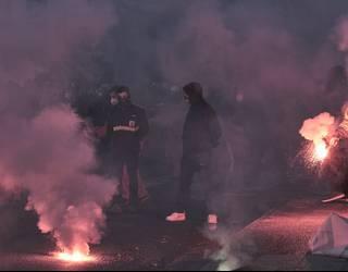 Tubacexeko langileek protesta, 19 argazkitan