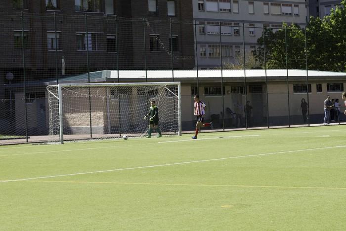 CD Laudioko gazteek lortu dute sailkapena Euskal Ligako play-offak jokatzeko - 24
