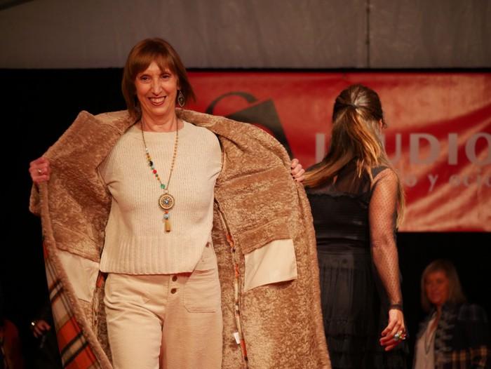 """Herritarrak """"modelo afizionatu"""", Laudio moda desfilean - 145"""