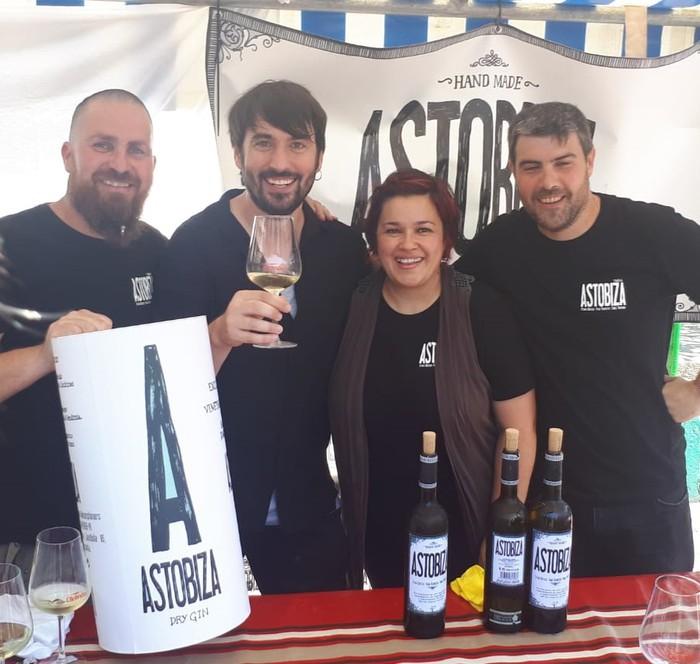 Munduko Gin Txapelketako finalean egongo da Astobiza upategia, Estatu Espainiarreko onena hautatu ostean