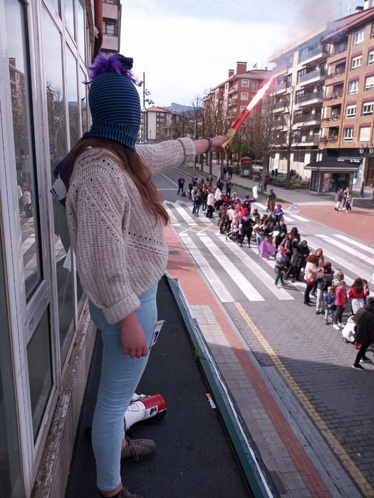 Ehundik gora emakume batu dira Amurrioko goizeko ekintzetara - 26