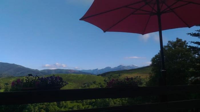 Picos de Europa bisitatu dute Matxinkortako kideek - 11