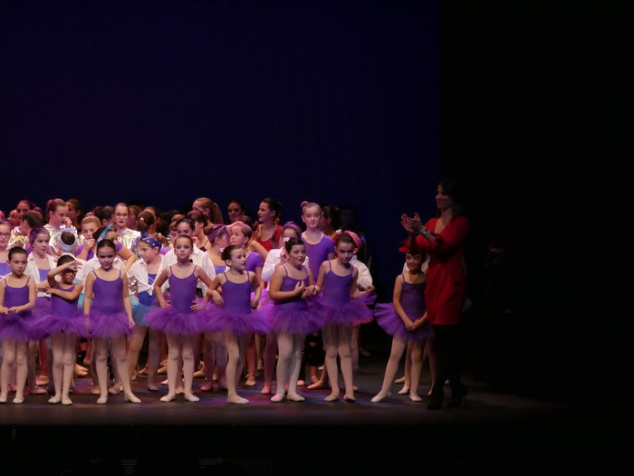 Ballet gala, San Fillippo sindromearen alde - 70