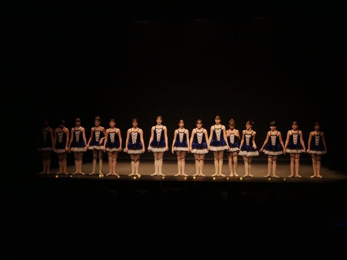Ballet gala, San Fillippo sindromearen alde - 13