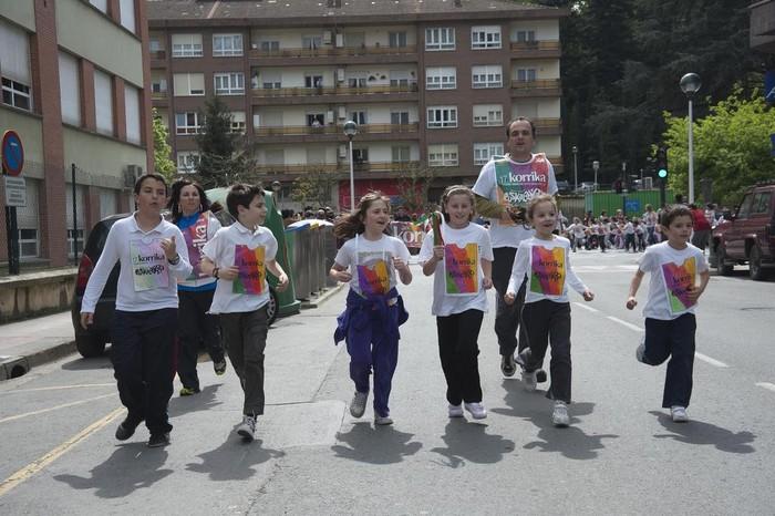 Korrika txikia Laudion 2011  - 50