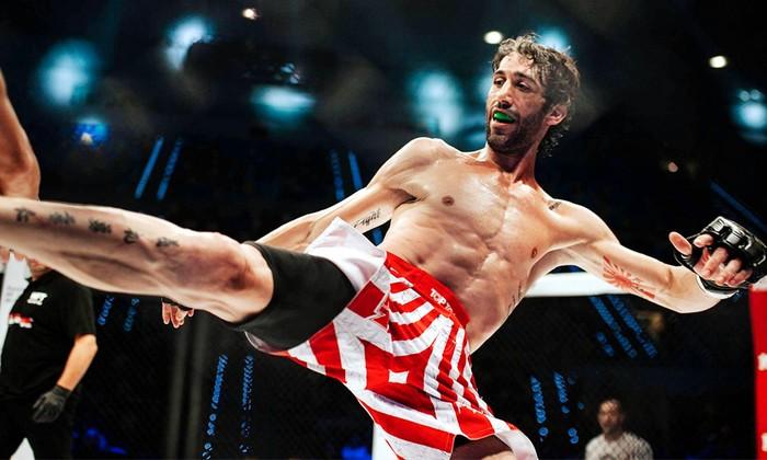 Aratz Garmendiak irekiko du Europako Boxeo Txapelketa erabakitzeko borrokaldia