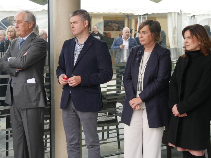 Gaur inauguratu dute Aiarako nagusien egoitza berria - 43