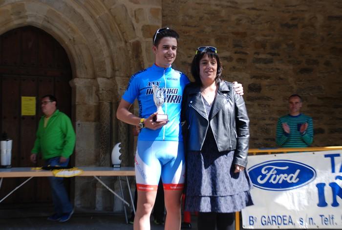 Ivan Romeok eta Olatz Caminok irabazi dute Aiara Birako aurtengo edizioa - 20