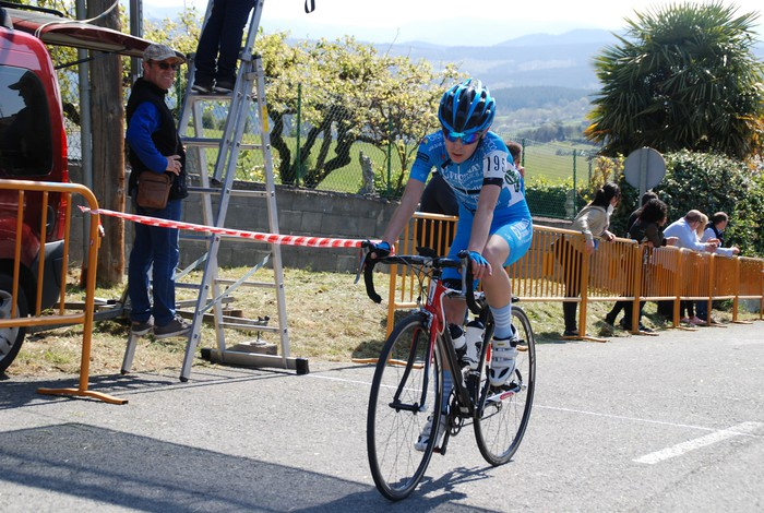 Ivan Romeok eta Olatz Caminok irabazi dute Aiara Birako aurtengo edizioa - 112