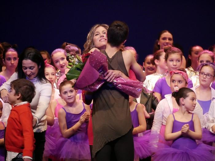 Ballet gala, San Fillippo sindromearen alde - 85