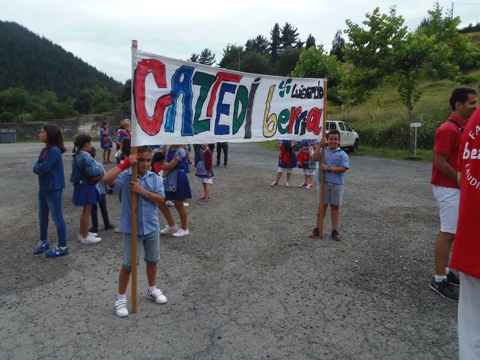 Giro ona protagonista Luiaondoko jaien lehenengo txanpan - 12