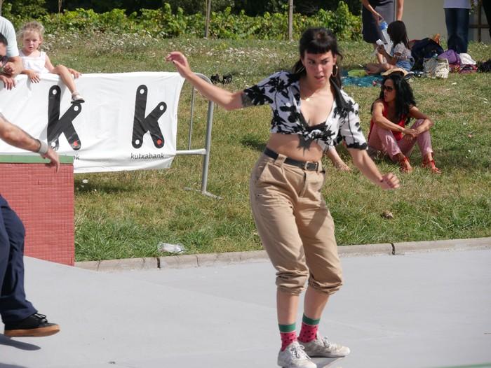 Skatearen Euskal Herriko hiriburua bilakatu da Urduña arratsalde batez - 5