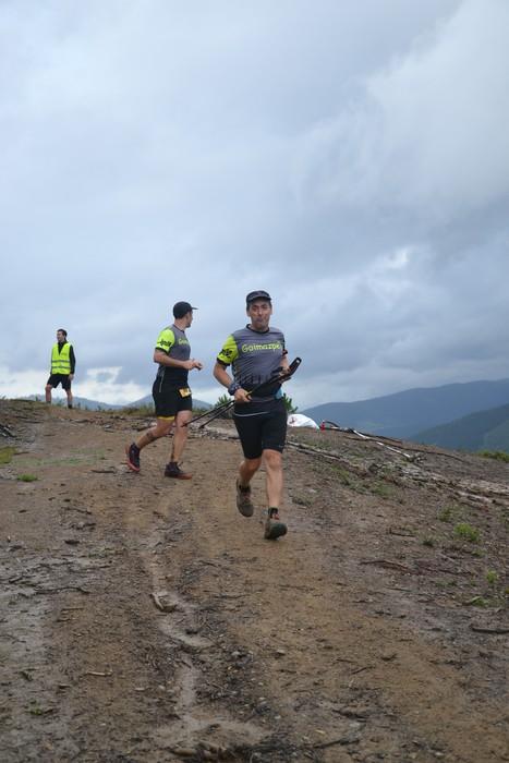 Iñaki Isasi eta Maider Urtaran izan ziren irabazleak Areta Trail probaren III. edizioan - 381