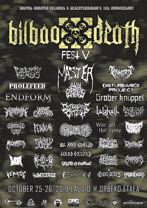 Bilbao Deathfest V