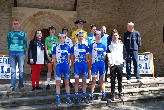Ivan Romeok eta Olatz Caminok irabazi dute Aiara Birako aurtengo edizioa - 30