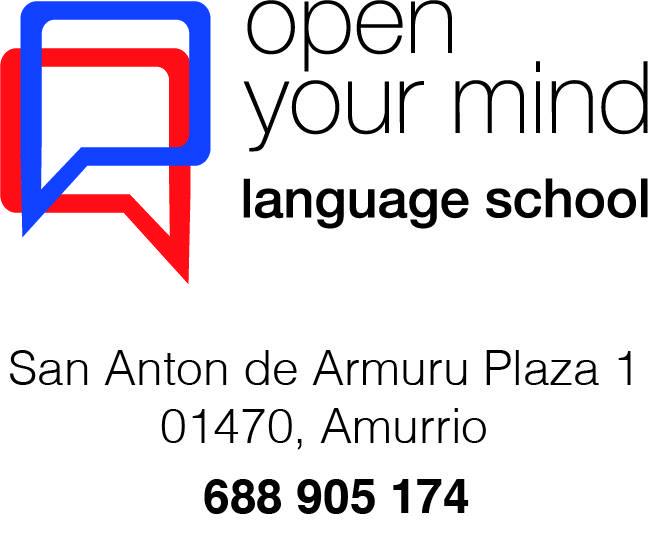 Open your mind language school logotipoa