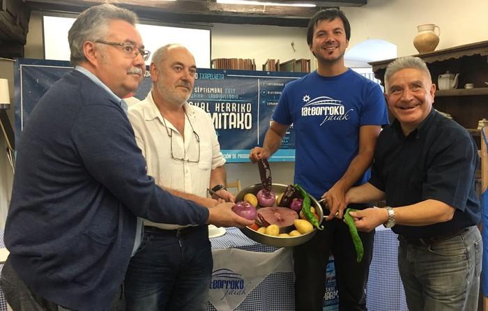 Euskal Herriko Marmitako Txapelketaren 40. edizioa Latiorroko Jaietan izango da