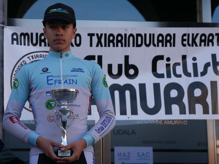 Pablo Fernandezek irabazi zuen sprintean Aiarako Birako lehen etapa - 106