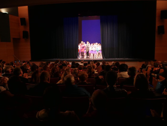 Ballet gala, San Fillippo sindromearen alde - 87