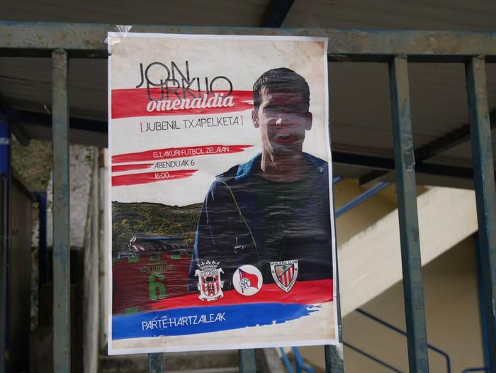 Futbol txapelketa egin dute Jon Urkijo Labururen omenez - 20