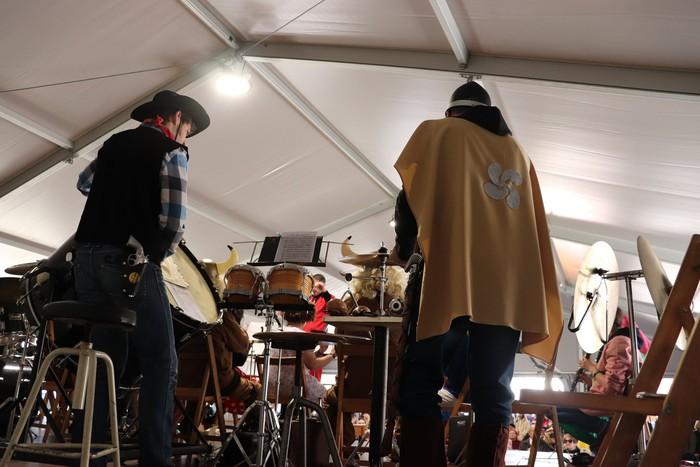 Igandean dantza eta musikarekin jarraitu zuten jaia - 11
