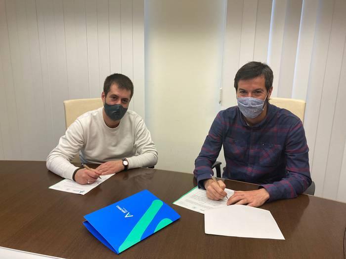 Amurrioko Udalak eta Vicente Ferrer fundazioak lankidetza-hitzarmena berritu dute