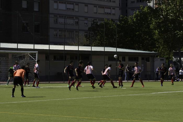 CD Laudioko gazteek lortu dute sailkapena Euskal Ligako play-offak jokatzeko - 19