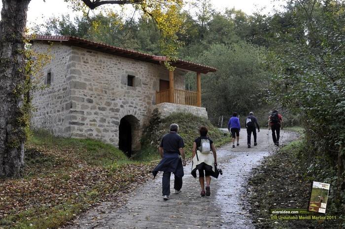 Urduñako mendi martxa 2011 - 6
