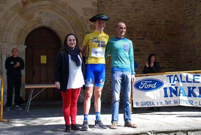 Ivan Romeok eta Olatz Caminok irabazi dute Aiara Birako aurtengo edizioa - 25