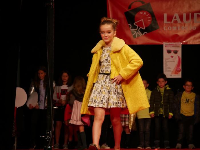 """Herritarrak """"modelo afizionatu"""", Laudio moda desfilean - 65"""