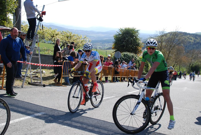 Ivan Romeok eta Olatz Caminok irabazi dute Aiara Birako aurtengo edizioa - 60