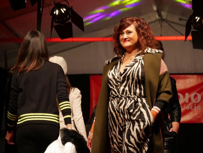 """Herritarrak """"modelo afizionatu"""", Laudio moda desfilean - 44"""