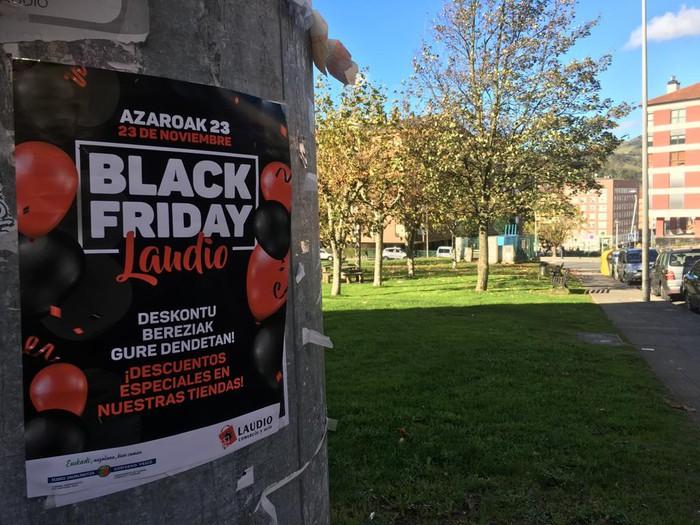 """""""Black Friday"""" eguna Aiaraldean ere?"""