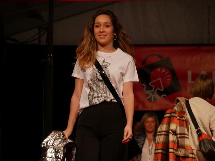 """Herritarrak """"modelo afizionatu"""", Laudio moda desfilean - 161"""
